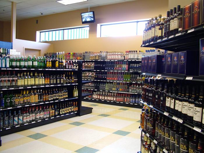 Ashland Liquor Store