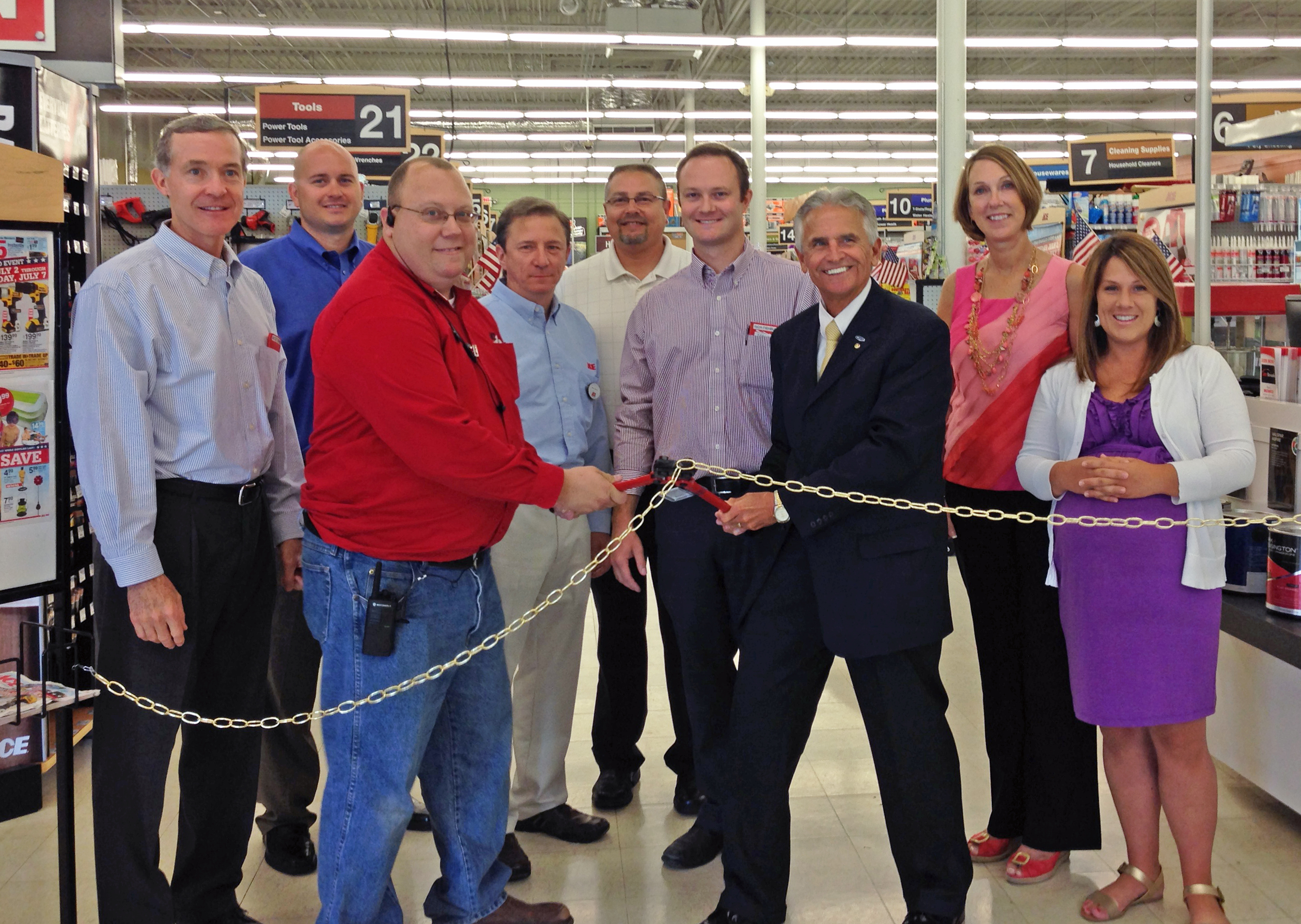Ace Hilliard Grand Opening