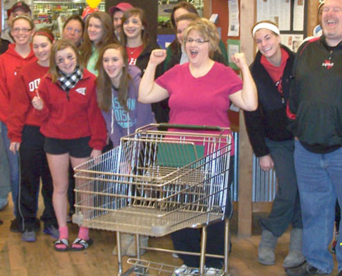 Buehler's Shopping Sprees are a great fundraiser