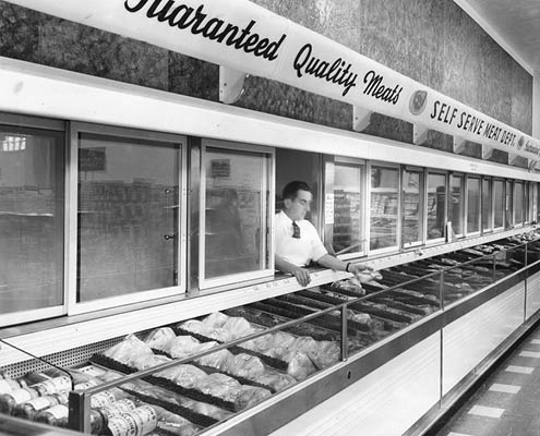 Buehler's Fresh Foods History - meat market