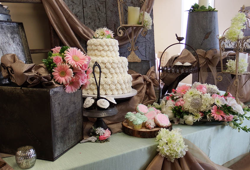 Flowers, Wedding Cake, Catering and more