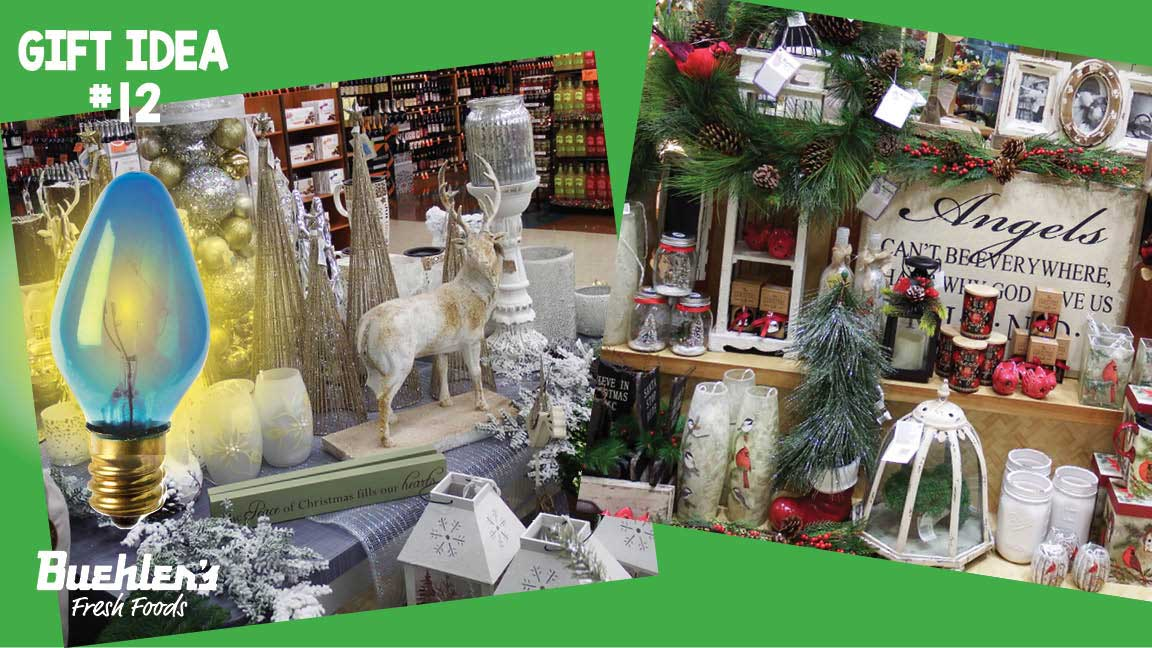 Buehler's Floral and Gift Department is always brimming over with the season's best