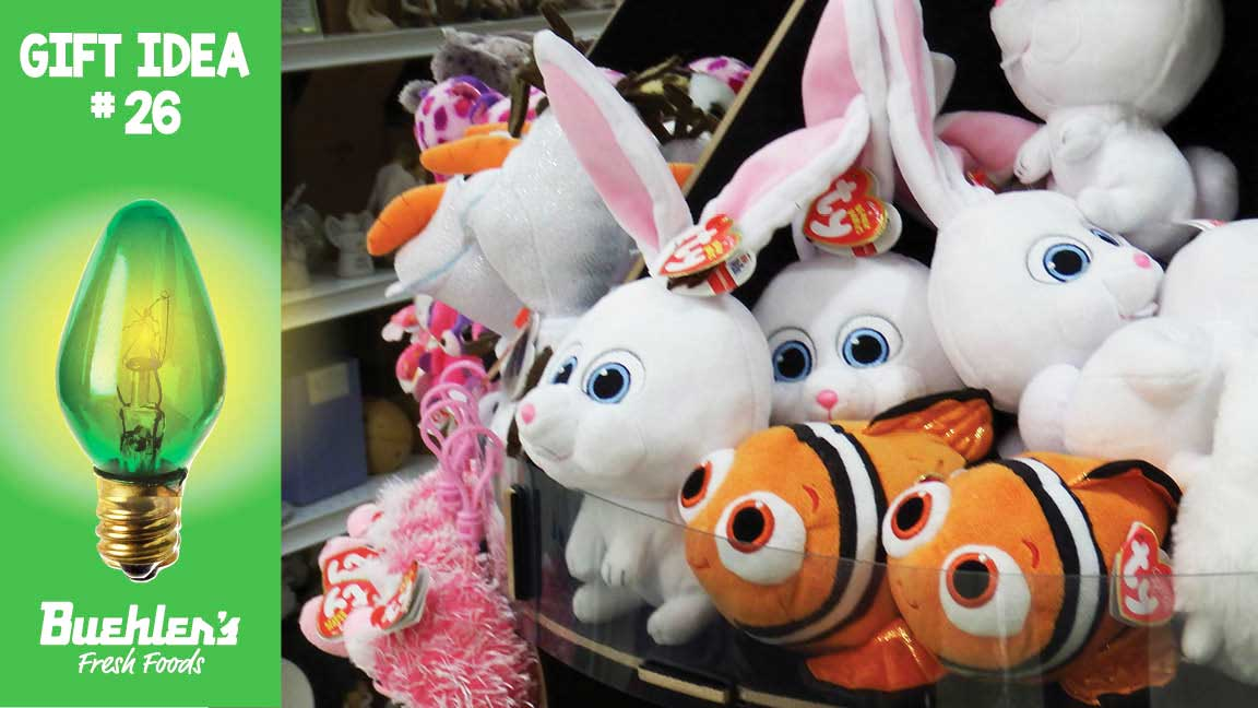 Plush Toys are looking for a furever home