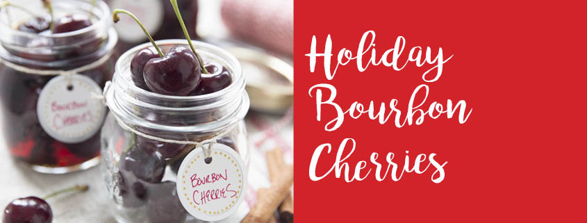 Bourbon Cherry recipe