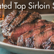 sirloin steak recipe