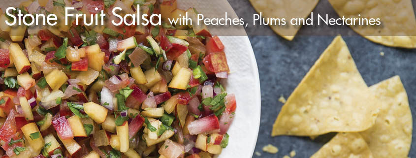 Stone Fruit Salsa Recipe