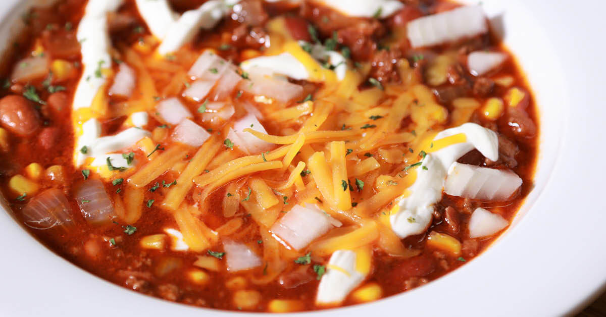 Bourbon Bbq And Bacon Chili Buehler S Fresh Foods